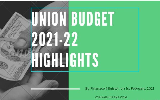 You Must Know How Income Tax Budget effect your Life - Union Budget Highlights (2021)