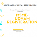 MSME REGISTERATION-(UDYAM REGISTERATION)